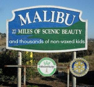Malibu does not vaccinate